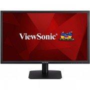 Viewsonic monitor led 23.6 pulgadas - full hd 1080p - 16:9 - angulo de vision 178º - respuesta 4ms - hdmi y vga - vesa 100x100