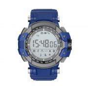 Billow smartwatch xs15 - pantalla 1.11 pulgadas - sumergible ip68 - bluetooth 4.0 azul