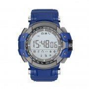 Billow smartwatch xs15 - pantalla 1.11 pulgadas - sumergible ip68 - bluetooth 4.0 azul