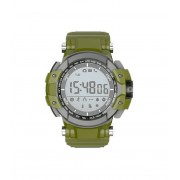 Billow smartwatch xs15 - pantalla 1.11 pulgadas - sumergible ip68 - bluetooth 4.0 verde