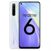 Realme 6 smartphone 6.5 pulgadas fullhd+ - 4gb - 128gb - mediatek helio g90 t - camara cuadruple 64mp - carga rapida 30w - 2x s