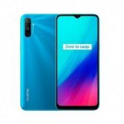 Realme c3 smartphone 6.5 pulgadas - 3gb - 64gb - helio g70 - camara triple 12mp - 2x sim - admite carga inversa - bluetooth 5.0