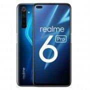 Realme 6 pro smartphone 6.6 pulgadas fullhd+ - 6gb - 128gb - qualcomm snapdragon 720g - camara cuadruple 64mp - carga rapida 30