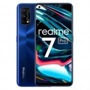 Realme 7 pro blue smartphone super amoled 6.4 pulgadas fullhd+ - 8gb - 128gb - octa-core snapdragon 720g - camara cuadruple 64m