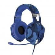 Trust gaming gxt 322b carus auriculares con microfono - especiales para ps4 y ps5 - microfono flexible - diadema ajustable - am