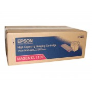 Original epson aculaser c2800 magenta cartucho de toner  C13S051159