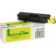 Original kyocera tk590 amarillo cartucho de toner  1T02KVANL0