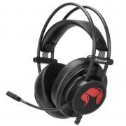 Scorpion hg9055 auriculares gaming con microfono usb - sonido envolvente 7.1 - microfono flexible - retroiluminacion led - diad