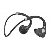 Trust velo auriculares deportivos bluetooth - ipx4 - autonomia hasta 7h - botones integrados - 3 tamaños de almohadillas - colo