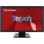 Viewsonic monitor led 24 pulgadas - full hd 1080p - pantalla tactil - 16:9 - angulo de vision 178º - respuesta 5ms - usb