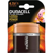 Duracell pila alcalina 4.5vk1 plus power 3lr12 - 1 unidad