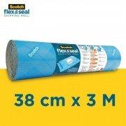 Rollo de envío 3m scotch flex and seal fs-1520-6-eu / 38cm x 3m