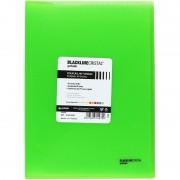 Carpeta con 40 fundas grafoplás 01441820/ folio/ verde