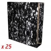 Cajas para archivador grafoplás ecoclasic 7160000/ a4 295 x 323 x 86mm/ 25 unidades