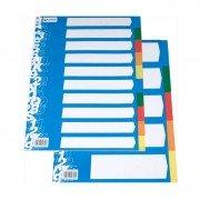 Separador grafoplás ecológico 41290000/ folio