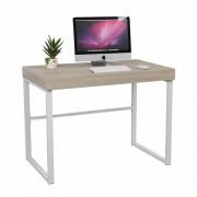 Mesa de escritorio eurosilla mit -  60 x 100 x 76cm / acabado madera roble