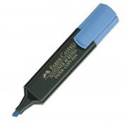 Marcador fluorescente faber castel fab154851/ azul