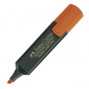 Marcador fluorescente faber castel fab154815/ naranja