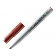 Rotulador para pizarra bic velleda 9581691/ 2mm/ rojo
