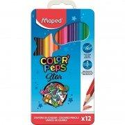Lápices maped color'peps star 832014/ 12 unidades/ colores vivos