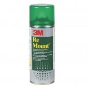Pegamento en spray 3m re mount/ capacidad 400ml