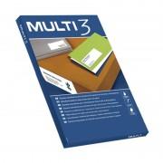 Etiquetas adhesivas apli multi3/ 105 x 148mm/ 100 hojas