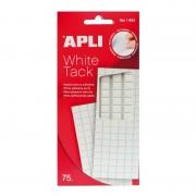 Masilla adhesiva apli white tack/ 75g/ blanca