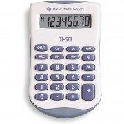 Calculadora texas instruments ti-501/ blanca