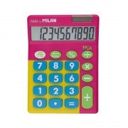 Calculadora milan mix/ rosa
