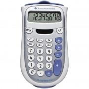 Calculadora texas instruments ti-1706 sv/ plata