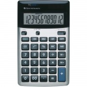 Calculadora texas instruments ti-5018 sv/ plata