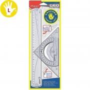Pack de reglas para zurdos maped 897118