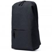 Mochila xiaomi mi city sling bag dark grey - capacidad 4 litros - hasta 10 kg - gris oscuro