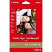 Papel fotográfico canon pp-201/ 13 x 18cm/ 275g/ 20 hojas/ brillante