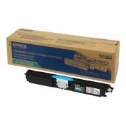 Original epson aculaser c1600/cx16 cyan cartucho de toner  C13S050556
