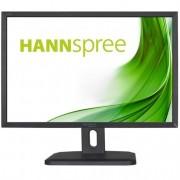 Hannspree monitor led 24 pulgadas 1200p fullhd - 16:10 - pantalla rotatoria - angulo de vision 178º - respuesta 5ms - altavoces