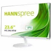 Hannspree monitor led 23.6 pulgadas 1080p fullhd - 16:9 - angulo de vision 178º - respuesta 7ms - altavoces 1.5w - hdmi