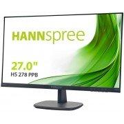 Hannspree monitor led 24 pulgadas 1080p fullhd - 16:19 - angulo de vision 178º - respuesta 5ms - altavoces 3w - hdmi