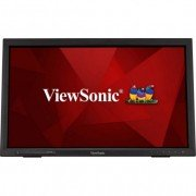 Viewsonic monitor tactil led 21.5 pulgadas full hd 1080p - hasta 10 puntos de contacto - respuesta 5ms - altavoces 4w - angulo