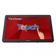 Viewsonic monitor tactil led 24 pulgadas full hd - 10 puntos de contacto - altavoces 5w - angulo de vision 178º - usb