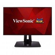 Viewsonic monitor led ips 23.8 pulgadas full hd 1080p srgb al 100 % - respuesta 7ms - ergonomico - angulo de vision 178º - 16:9
