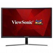 Viewsonic monitor curvo led 23.6 pulgadas full hd 1080p - 144hz amd freesync - altavoces 6w - angulo de vision 178º - 16:9 - hd