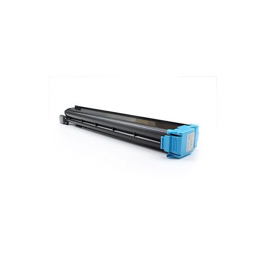 Compatible olivetti d-color mf 551/mf 651 cyan cartucho de toner  KMT-TN613CY